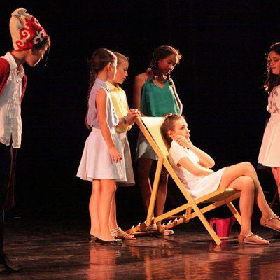 Théâtre Ciné Mime Expression Scénique
